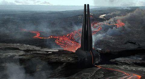 Castillo Vader Rogue One