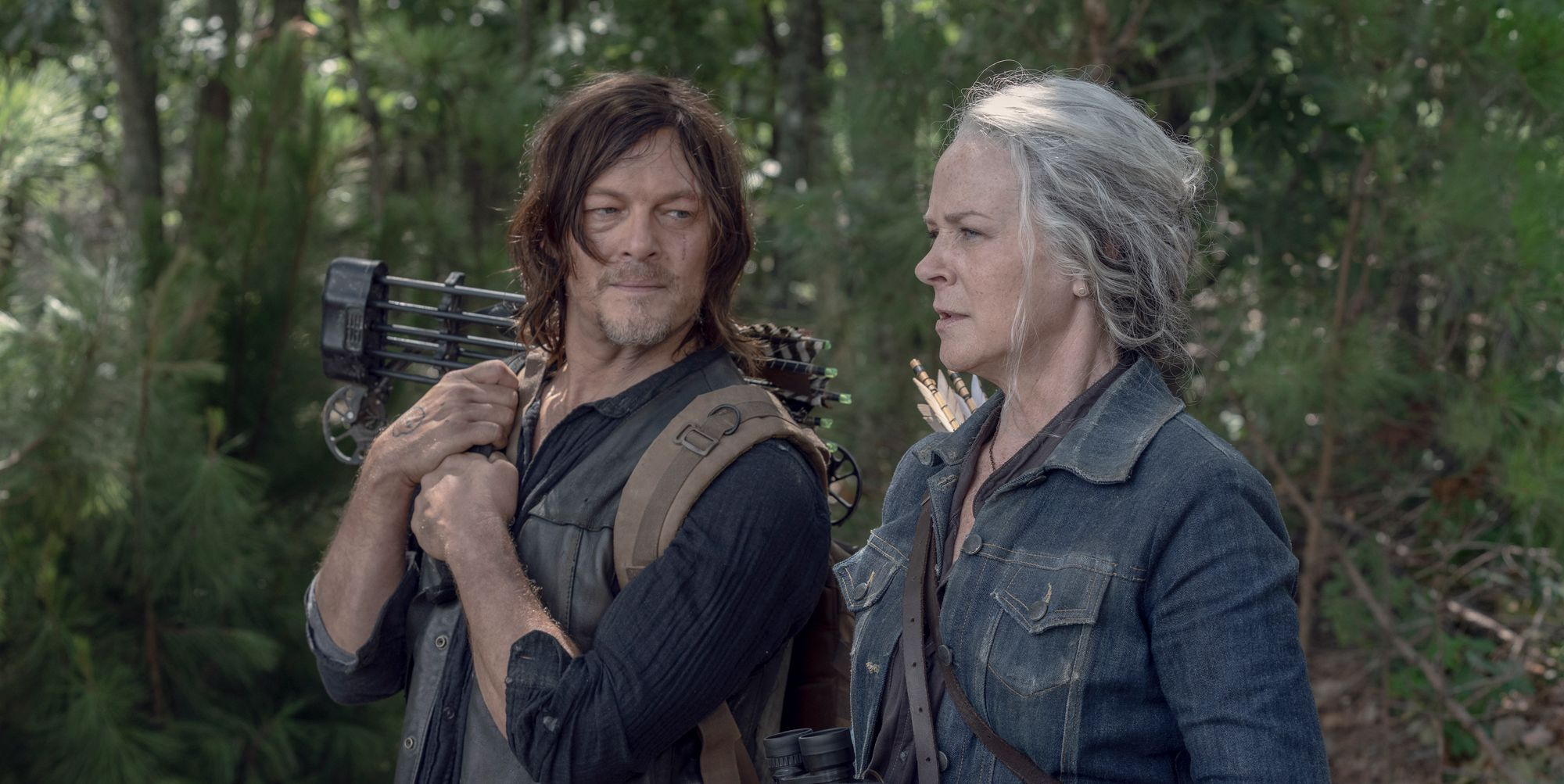 The Walking Dead answered major question about Daryl's sexuality