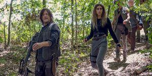 Daryl, The Walking Dead season 10, episode 8