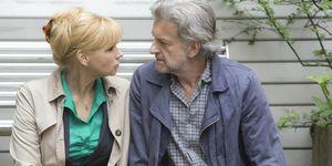 Veronica Ferres y Dominic Raacke en la película La felicidad de los demas (Das Glueck der Anderen)