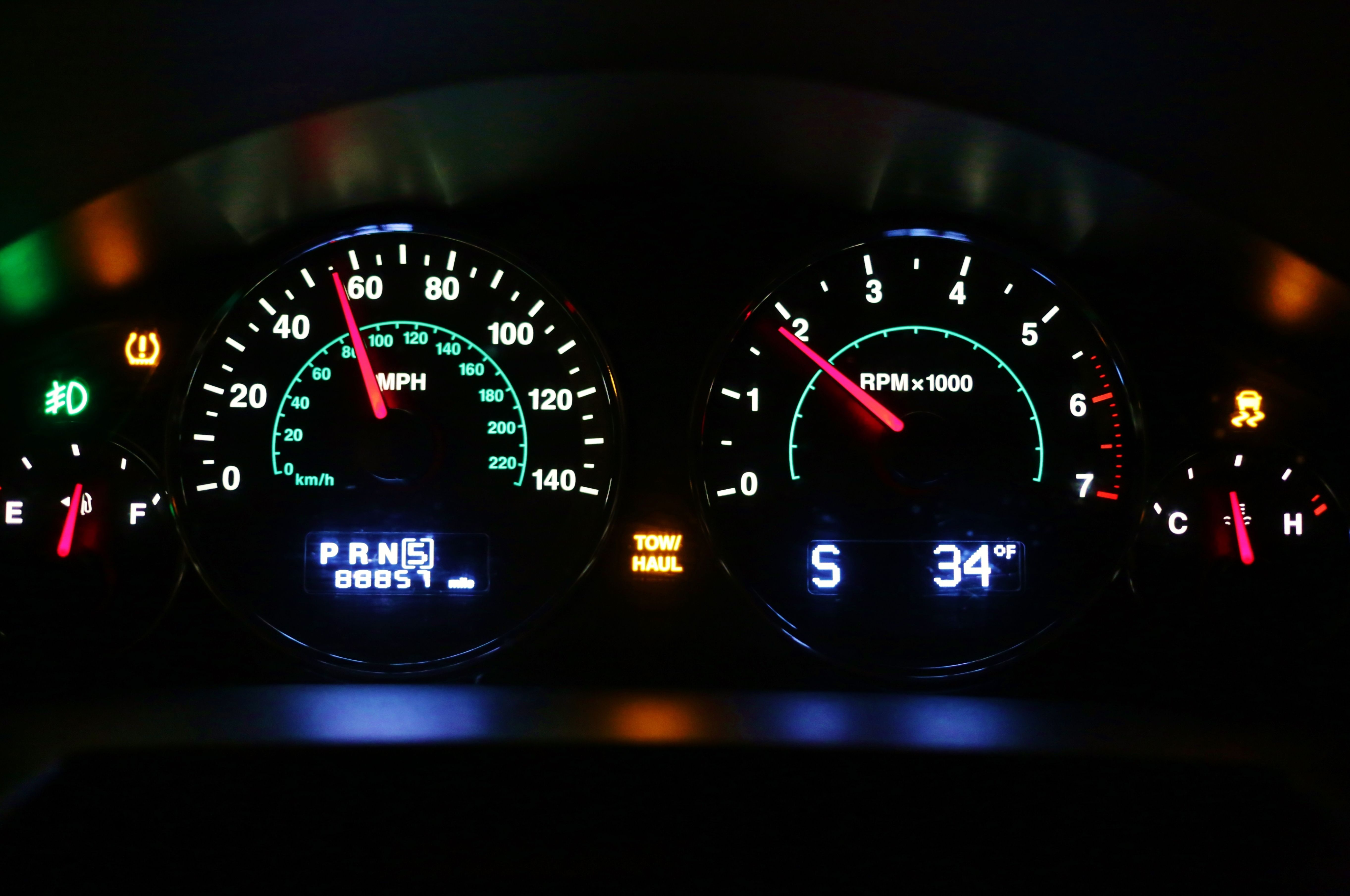 Tire-Pressure Warning – What to Do If the TPMS Light Comes On