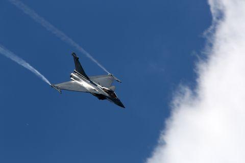 France Unveils Next-Generation Fighter Jet
