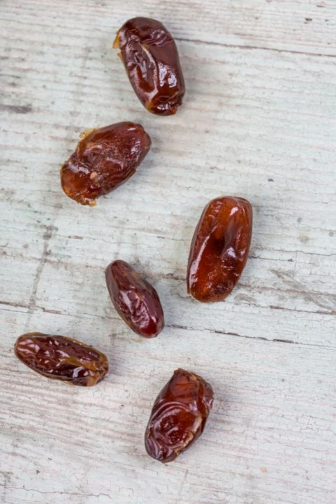 Date fruits on table