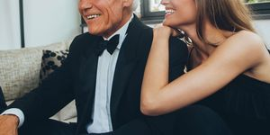 Dating an older man stories - Older men dating younger women