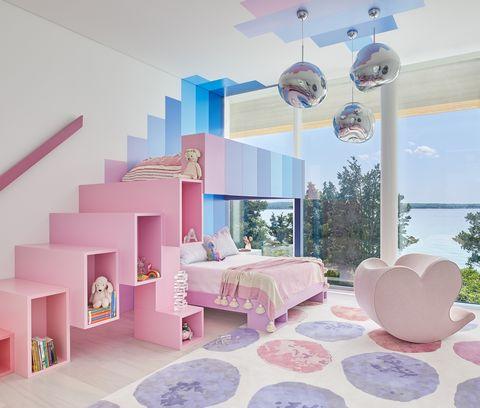 daun curry house kid's bedroom