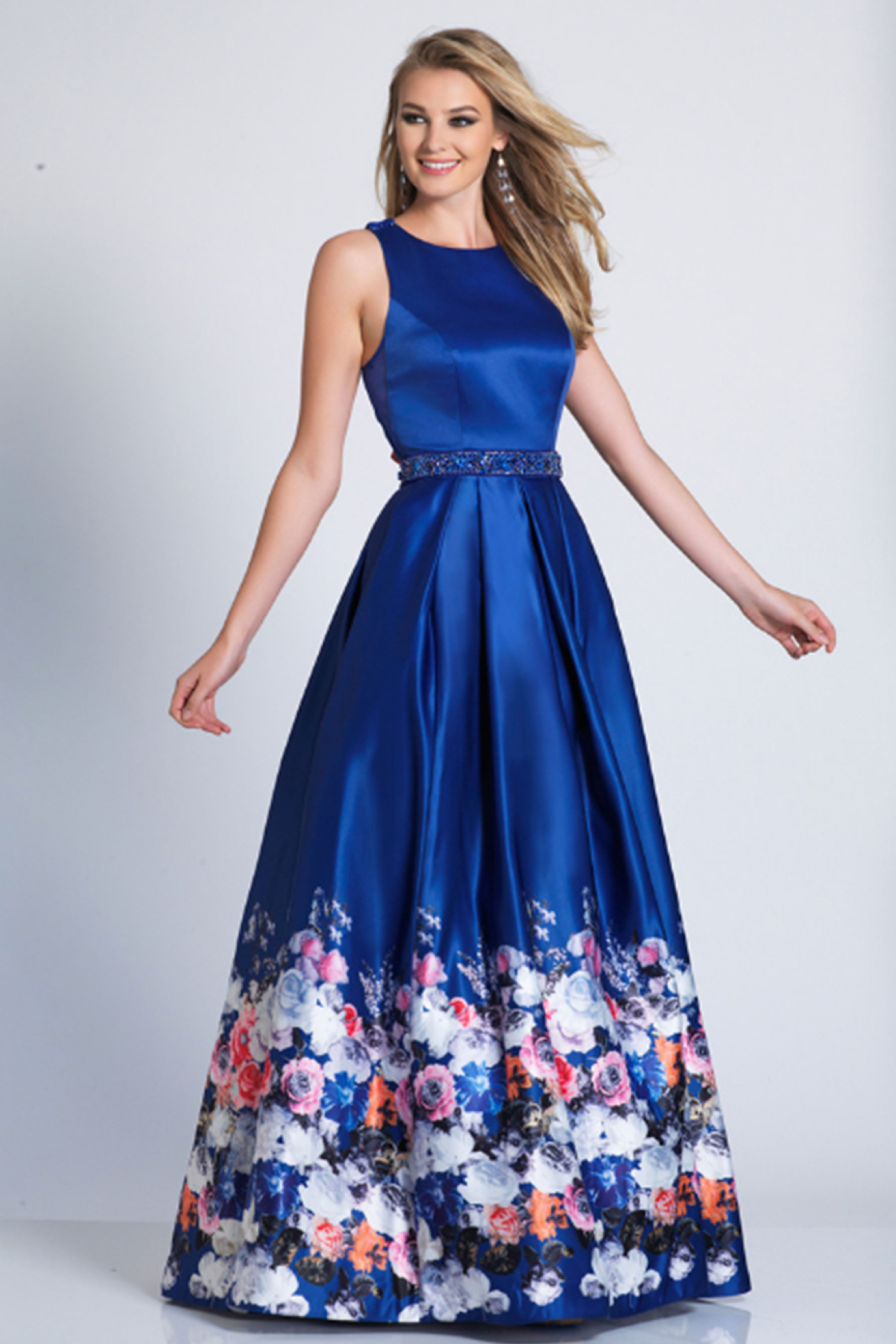 10 Best Blue Prom Dresses for 2018 in Royal Navy and Baby Blue