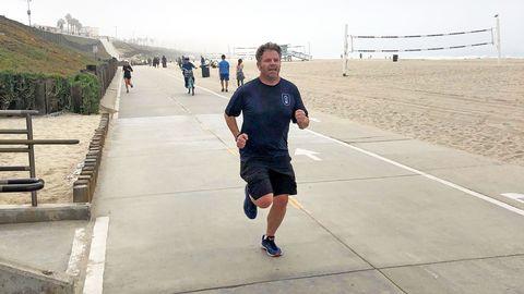 New York Marathon Training