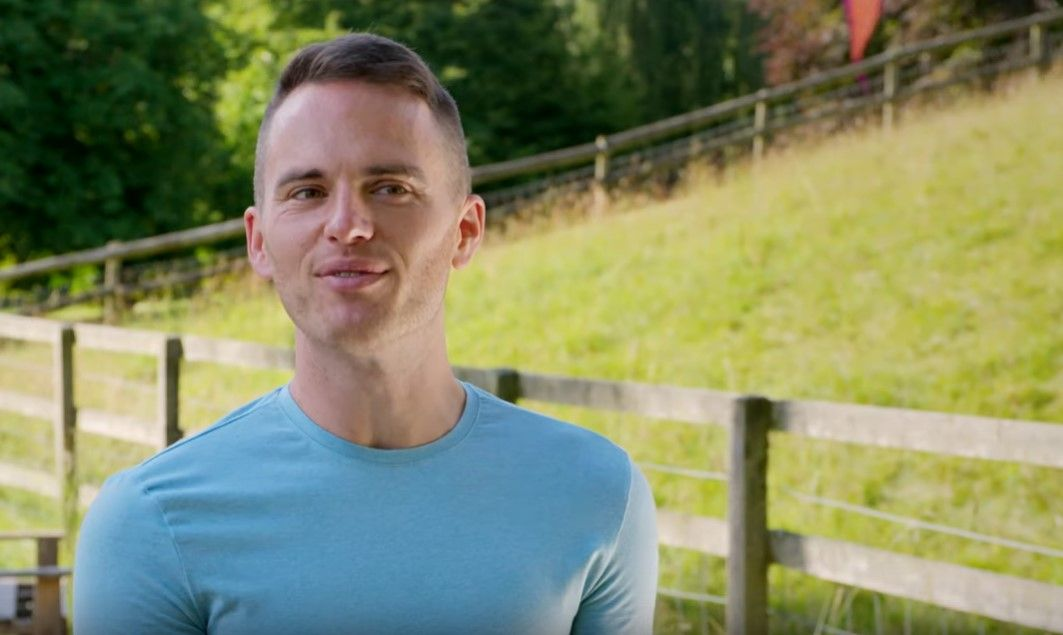 The Great British Bake Off winner David Atherton explains why he came out at 29