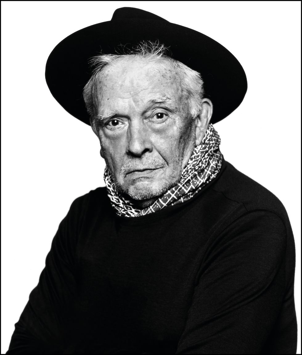 """""""I Don't Need Some Idiot Telling Me How to Think"""": David Bailey Remembers the Good Old, Bad Old Days"""