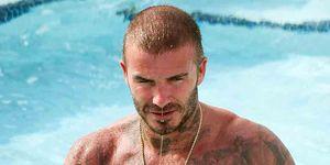 David Beckham, el pibón de la semana