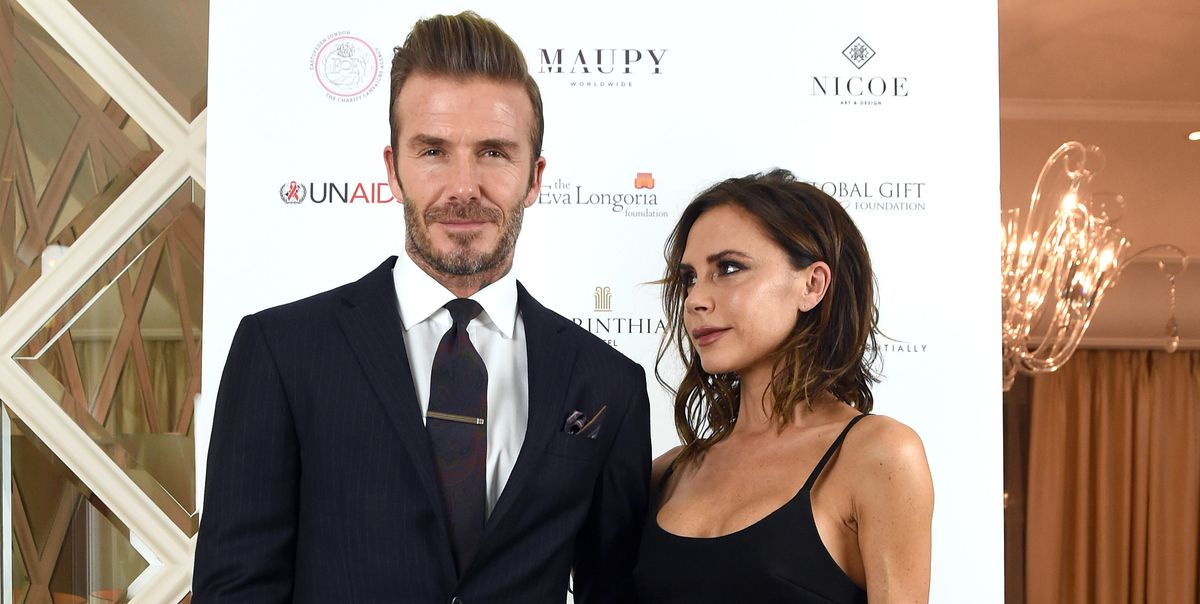 0ac6c024adf8 Victoria Beckham Speaks Out on Those Divorce Rumors,   Discusses Marriage  to David Beckham