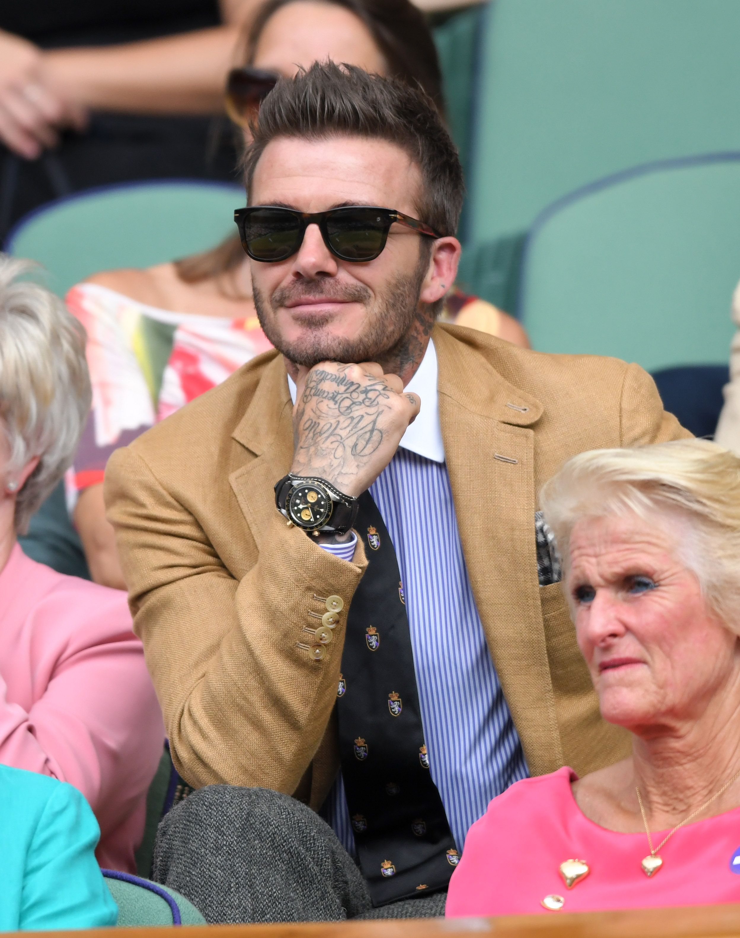 Getting David Beckham's Impeccable Haircut Is, Surprisingly, Pretty Easy