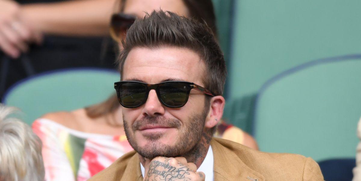 David Beckham S Haircut How To Guide David Beckham Hair