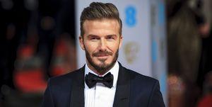 David Beckham kapsel