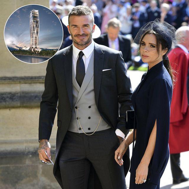 Los Beckham podrían comprar el apartamento más lujoso del 'One Thousand Museum'