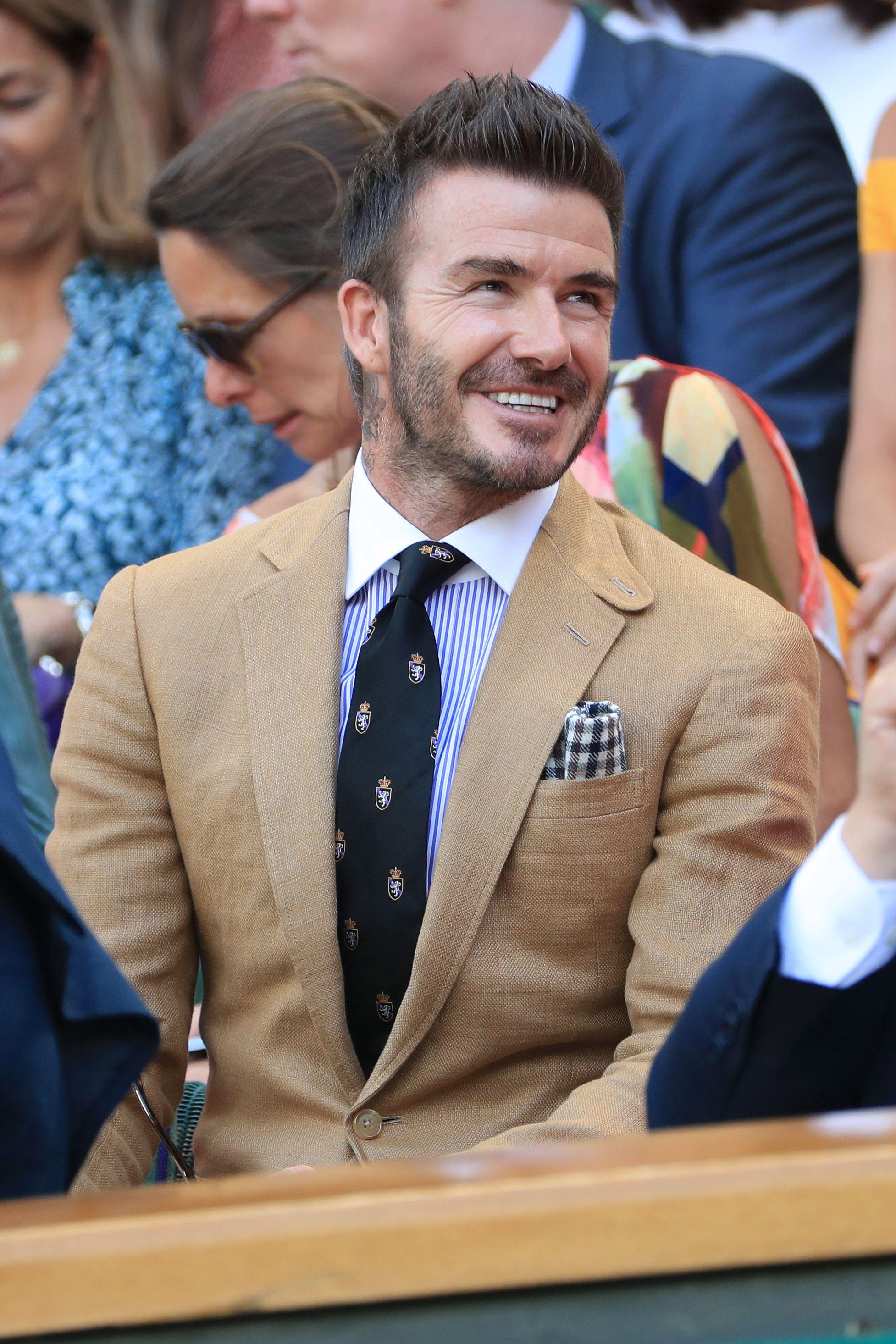David Beckham dating lijst
