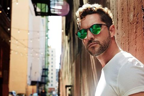 Eyewear, Sunglasses, Hair, Facial hair, Glasses, Cool, Beard, Vision care, Chin, Moustache,