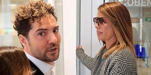 David Bisbal y Elena Tablada se ven las caras en los juzgados de Alcobendas después de la denuncia de él.