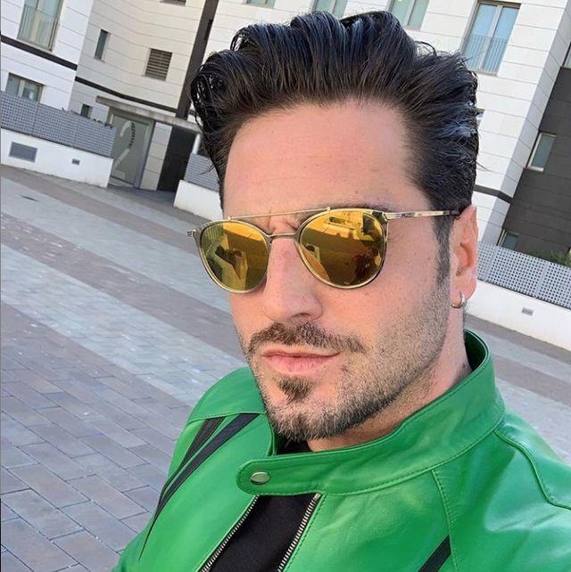 David Bustamante instagram