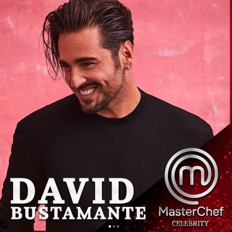 david bustamante  masterchef celebrity 6