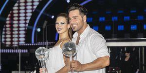 David Bustamante y Yana Olina confirman su romance