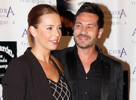 David DeMaría y Lola Escobedo se han separado