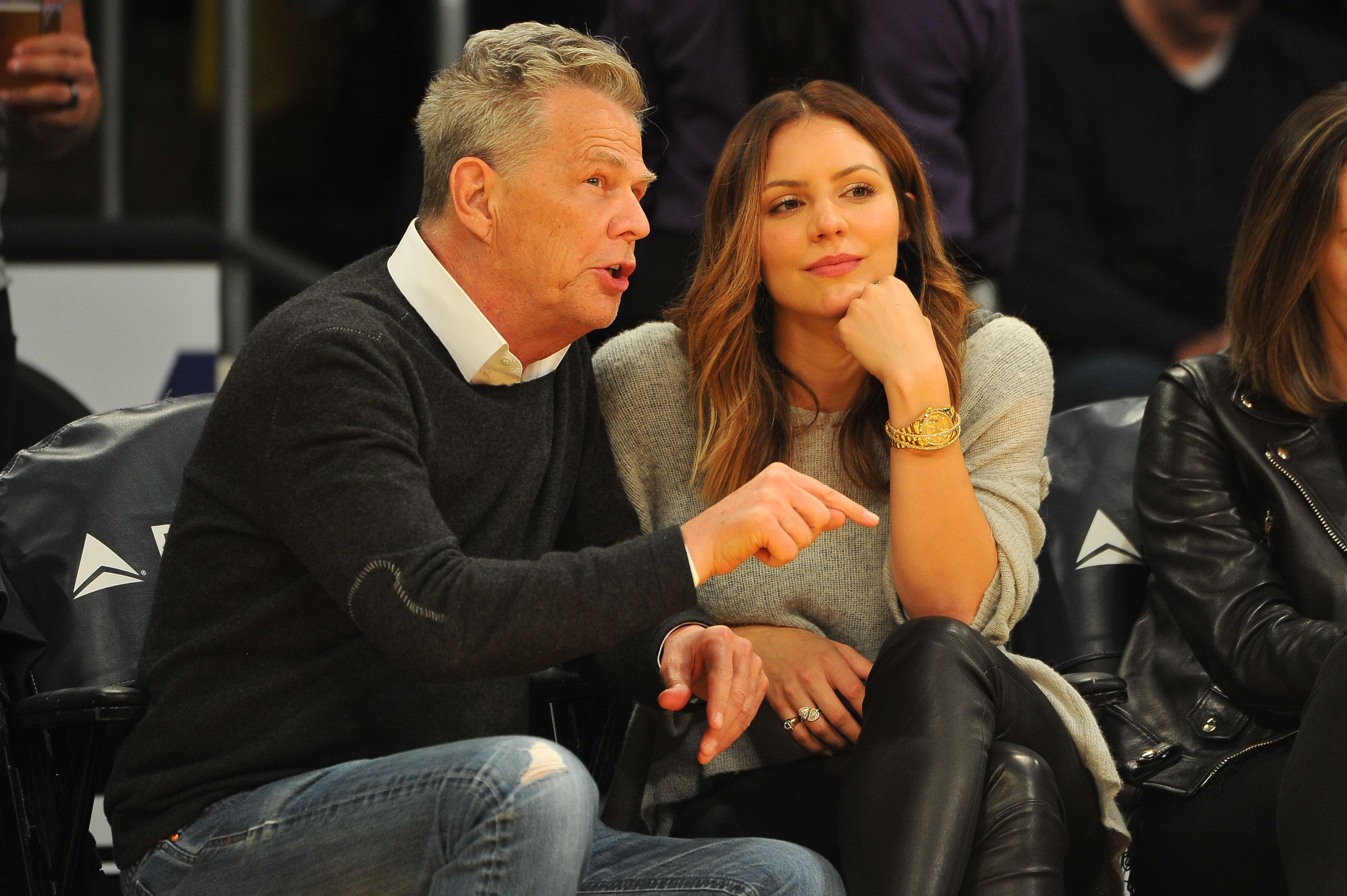 Katharine Mcphee And David Foster Just Got Engaged Reports Say