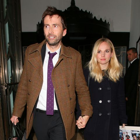 Doctor Who stars David and Georgia Tennant expecting their fifth child