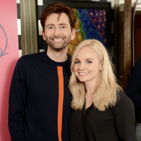 Doctor Who star David Tennant reveals the sweet way he proposed to his wife Georgia