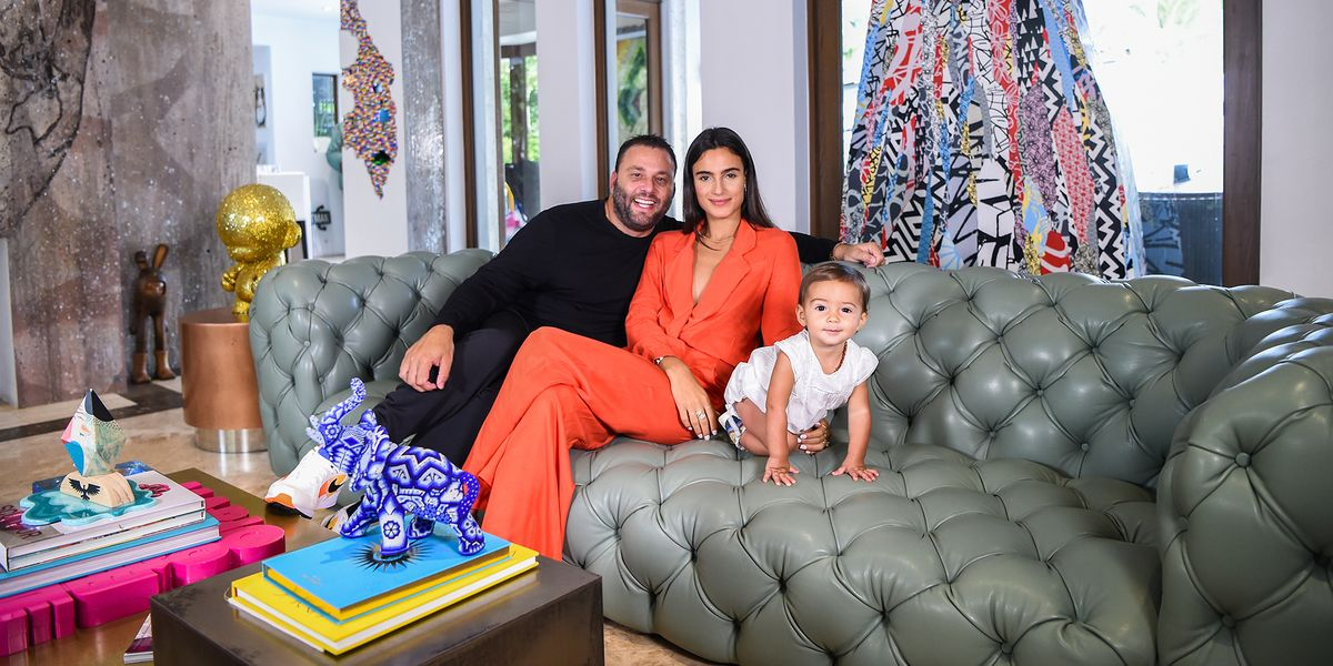 At Home With Hospitality Entrepreneur David Grutman