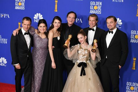 77th Annual Golden Globe Awards - Press Room
