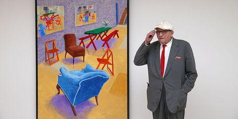 Kijken voor kinderen, David Hockney
