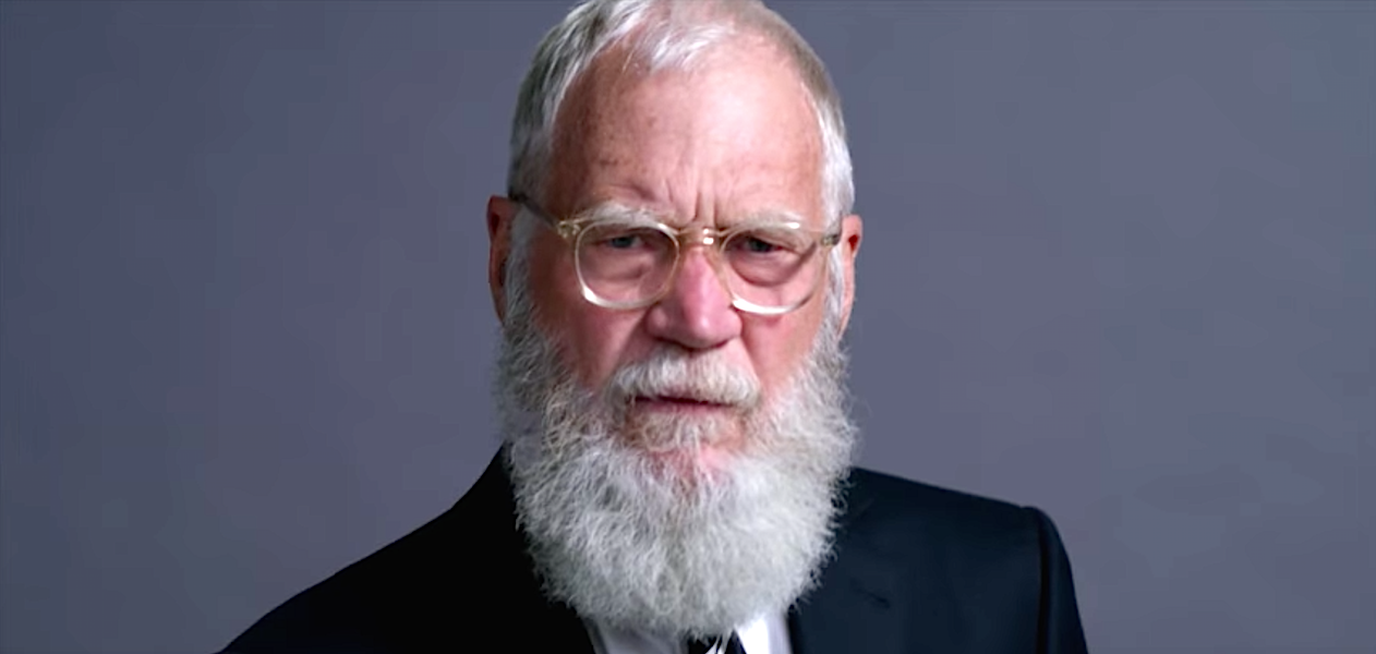 David Letterman's looking like he's about to steal my tuppence and invest it in Dawes, Tomes, Mousely, Grubbs Fidelity Fiduciary Bank