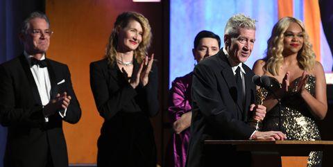 David Lynch Oscar Honorífico Discurso Academia David Lynch