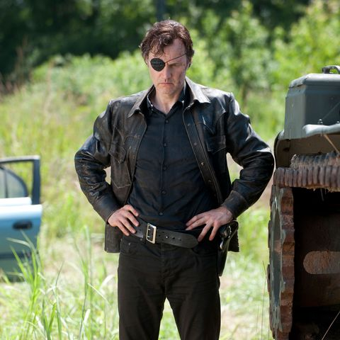 David Morrissey as The Governor, The Walking Dead
