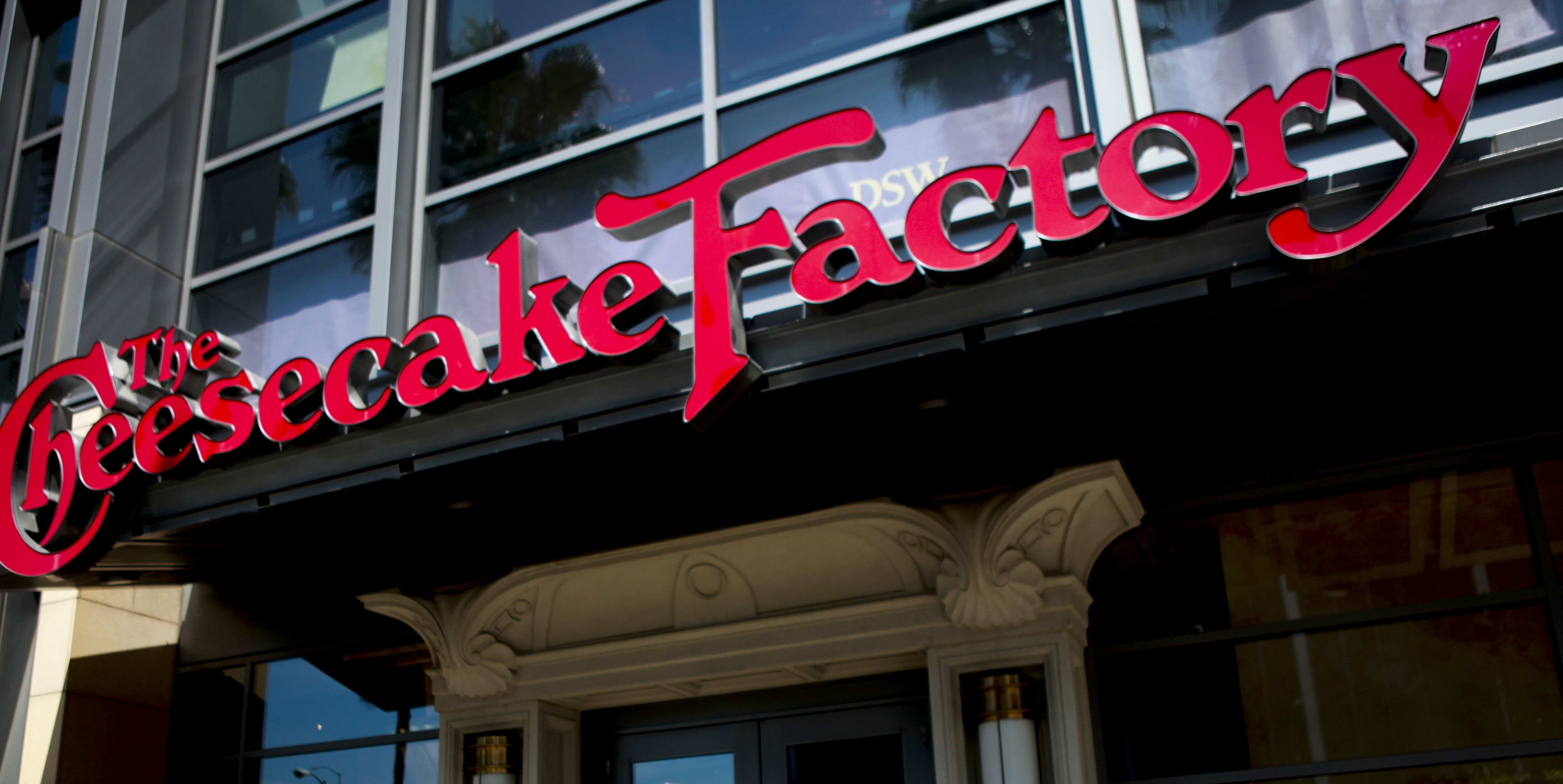 The Cheesecake Factory Won't Be Paying Rent In April