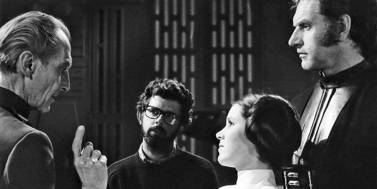 """Star Wars: George Lucas se despide de David Prowse: """"Fue esencial para crear a Darth Vader"""""""
