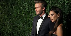 Victoria and David Beckham relationship timeline