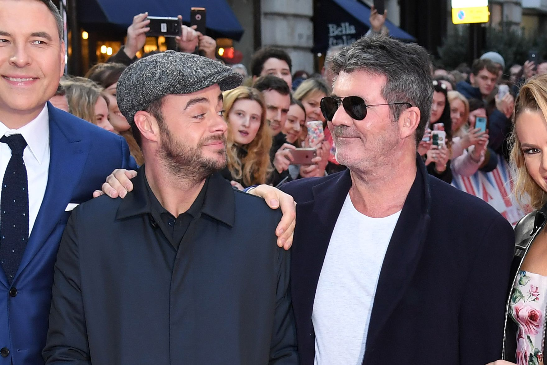 Simon Cowell opens up about Ant McPartlin's return to Britain's Got Talent