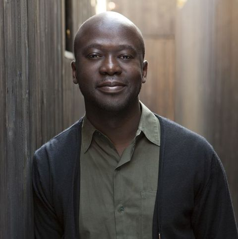 Portrait of David Adjaye