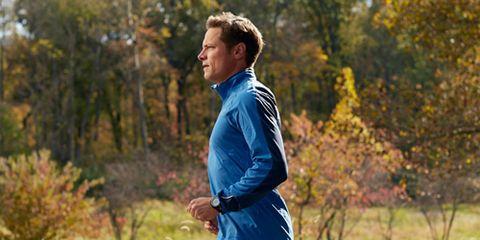 David Willey Running