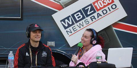 David Willey WBZ at Boston