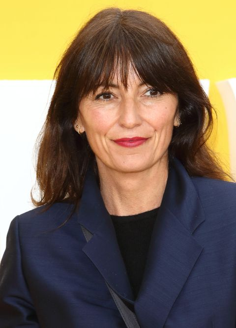 Davina McCall attends the Yesterday UK Premiere at the Odeon...