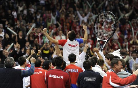 Sports, Player, Crowd, Championship, Audience, Ball game, Tournament, Team sport, Sports equipment, Tennis player,