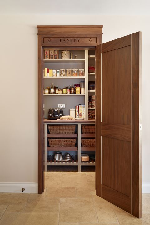 12 Pantry Ideas Larder Cupboard For Every Kitchen