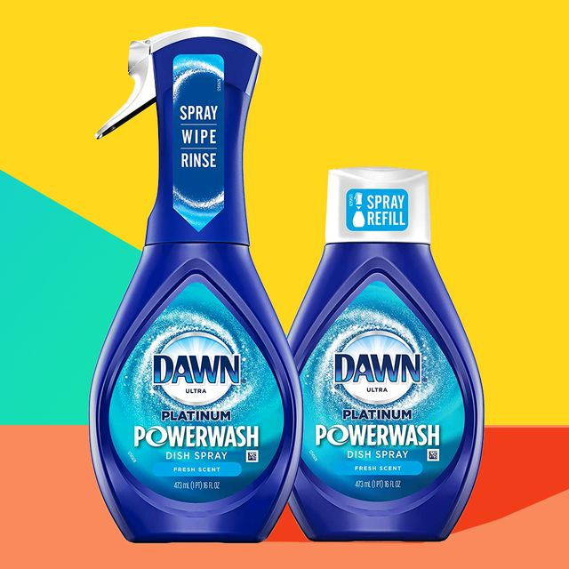 dawn powerwash dish spray