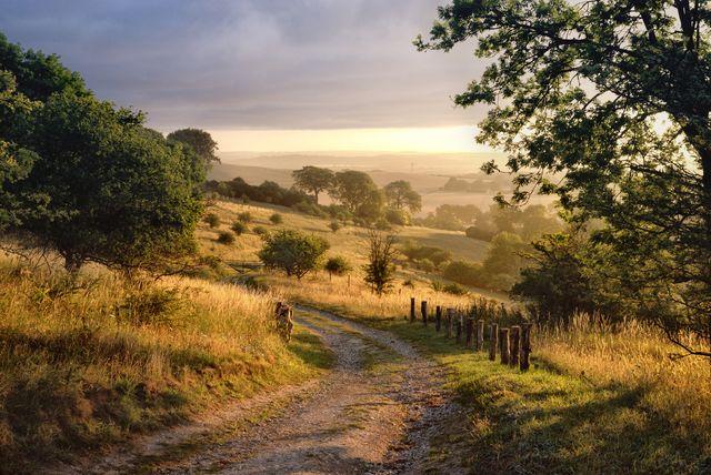 countryside holidays and getaways uk