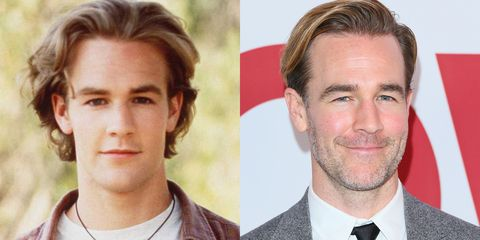 dawsons creek then and now