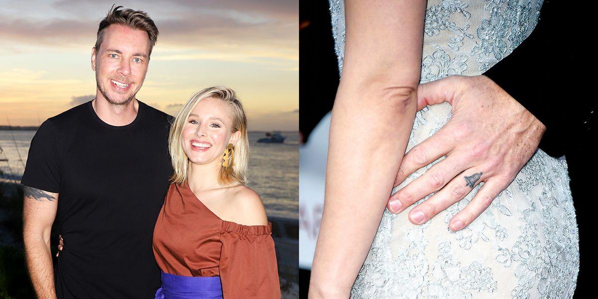 10 Memorable and Creative Celebrity Wedding Tattoos- Celebrity