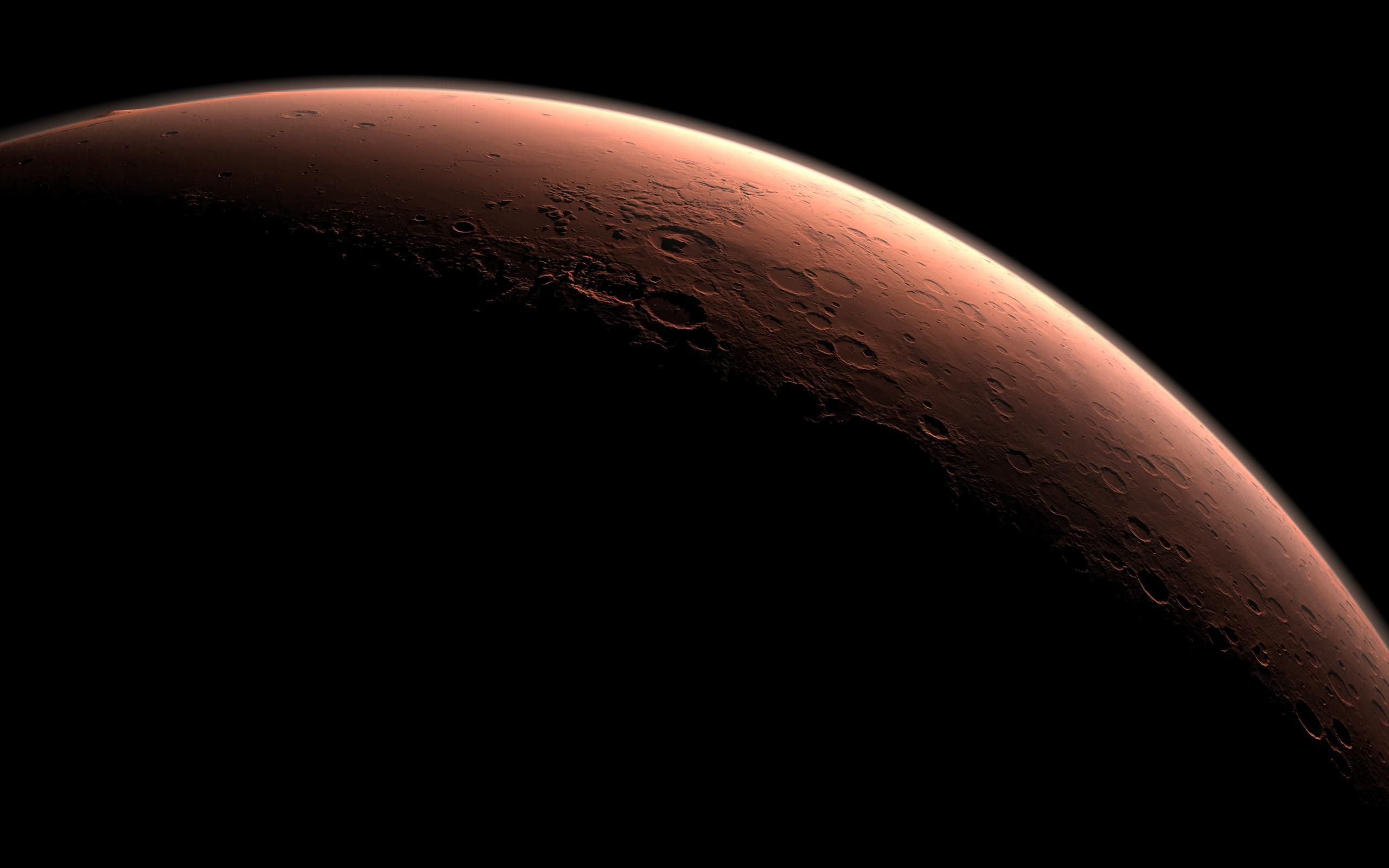 We Now Have a Good Idea When Martian Oceans Started Dying